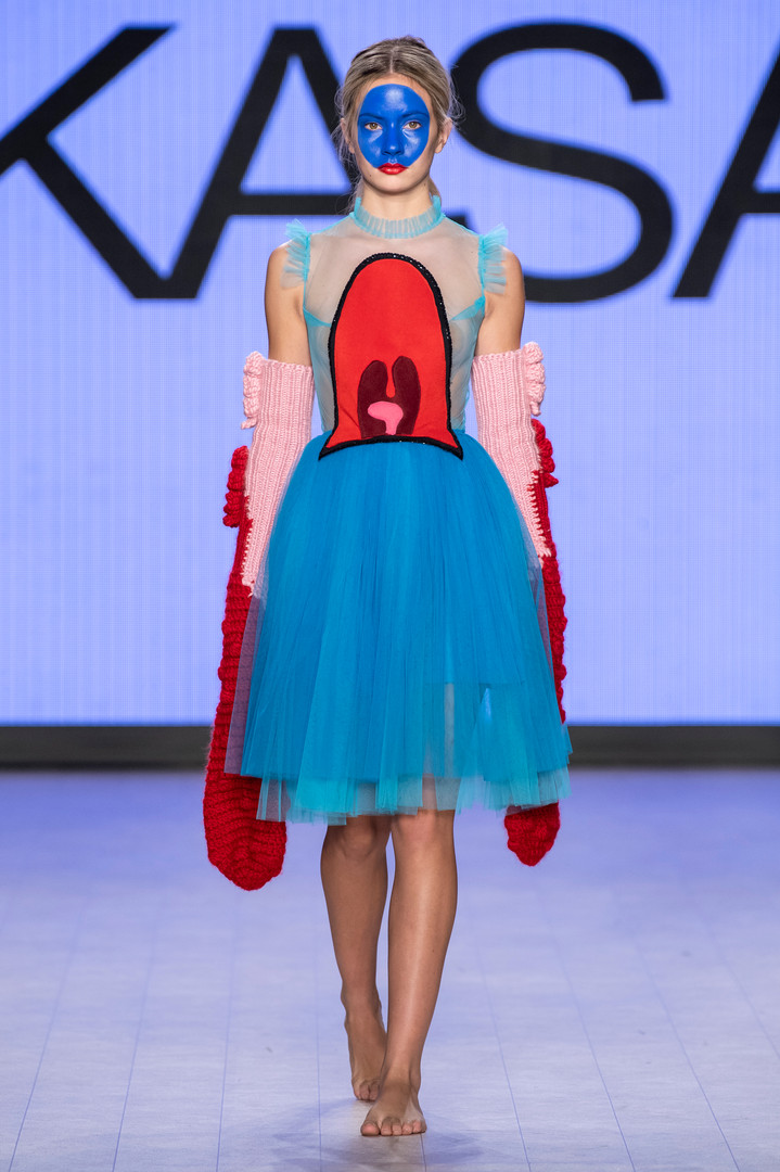 """J'Aime l'Autisme"" at Vancouver Fashion Week 2019"