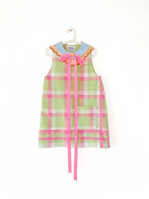 Upcycled Picnic Dress