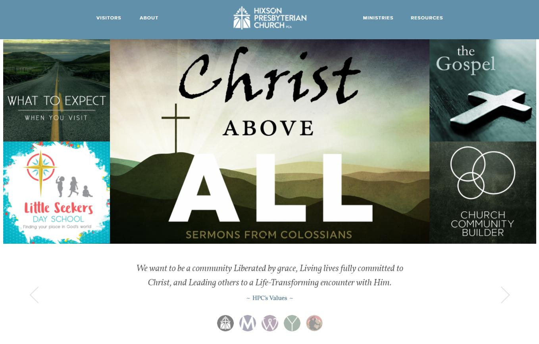 HPC Homepage