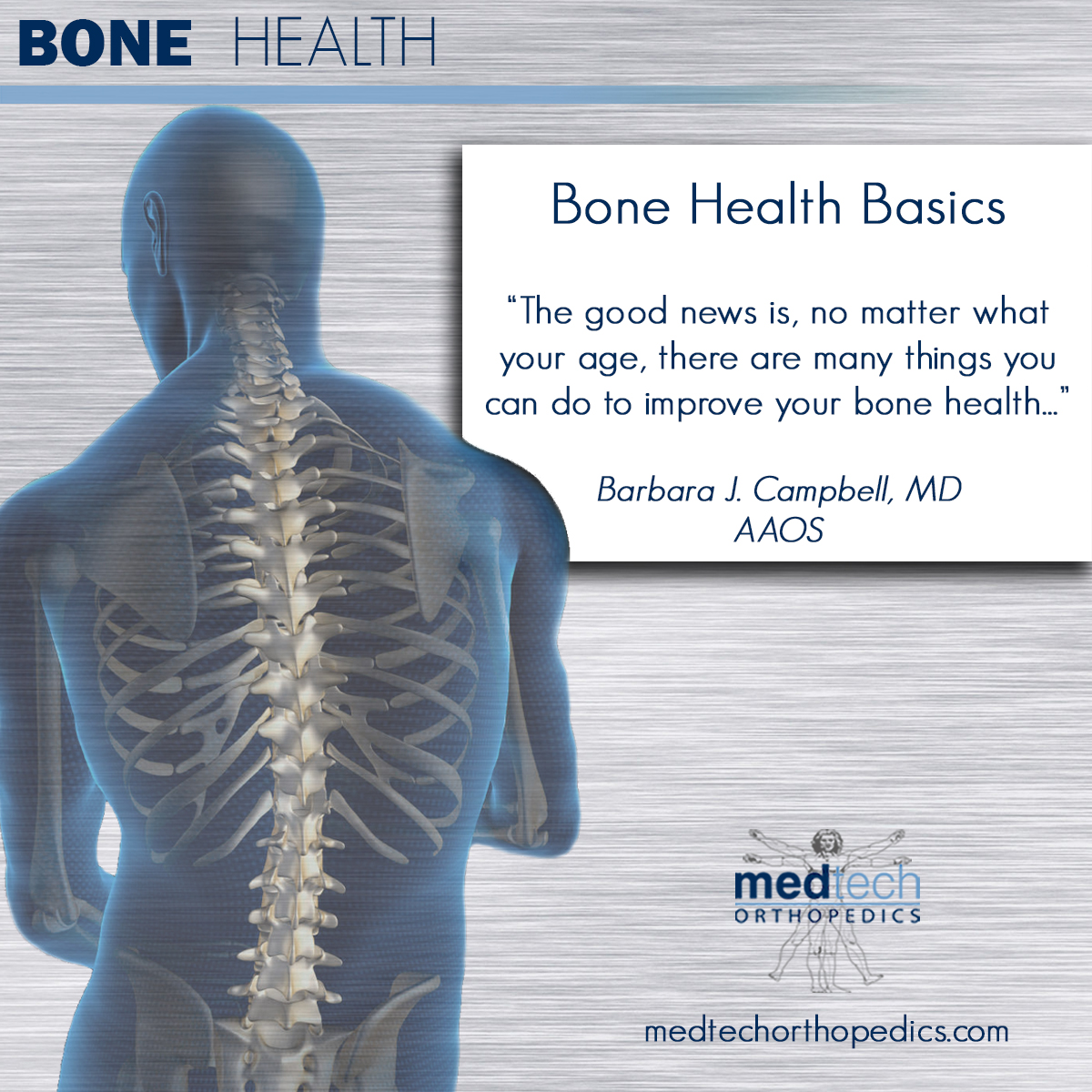 MedTech Bone Health