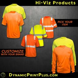 HiViz shirts