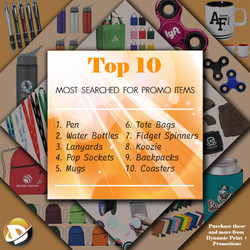 Top 10 Promo Aug