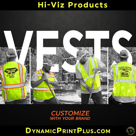 HiViz vests