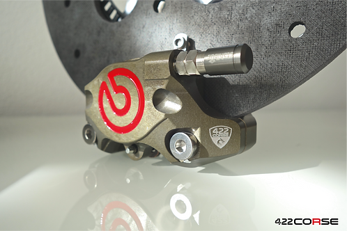 Brembo Bremszange hinten P2 /34 CNC inkl. CH Gutachten