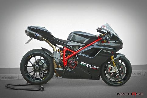Ducati 1098 S 422 corse