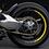 Thumbnail: Ceracarbon Kettenrad Honda CB1000 R