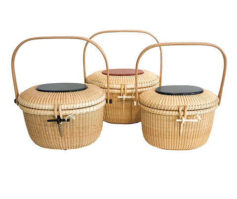 Nantucket Friendship Baskets by Bill and Judy Sayle