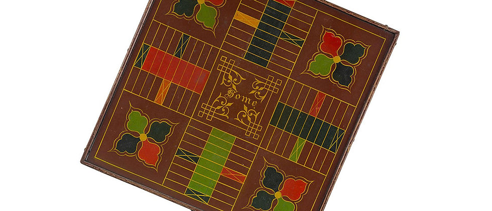 Polychrome Double Sided Game Board