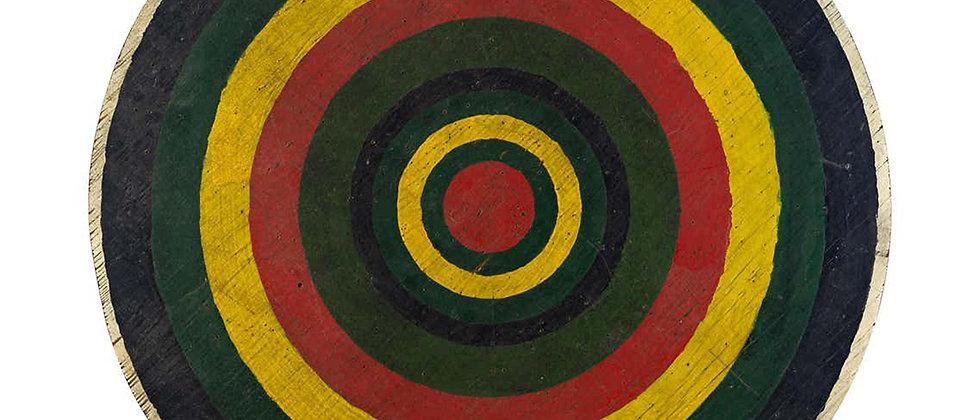 Round Dartboard