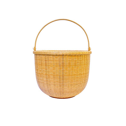 Nantucket Bushel basket by Bill and Judy Sayle