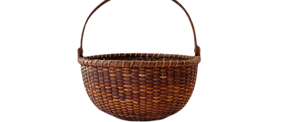 Small Berry Gathering Basket