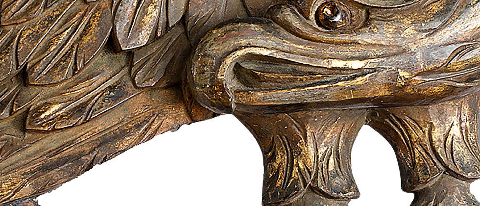 Large Carved Eagle