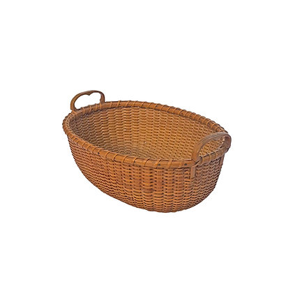 "12"" Bread Basket with Original Label"