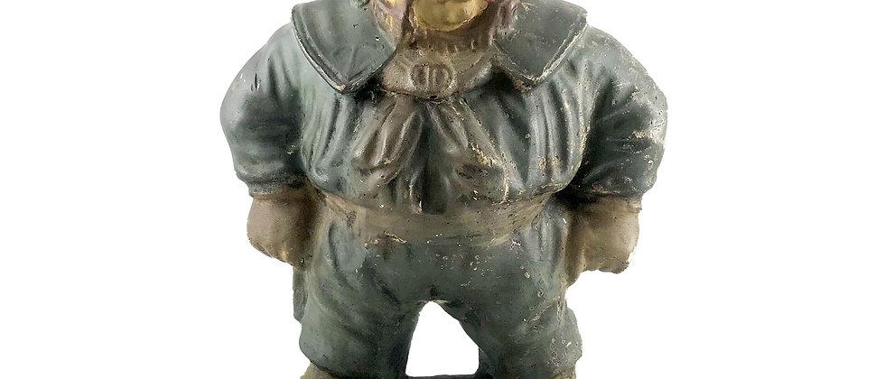Jack Tar Chalkware Advertising Figure