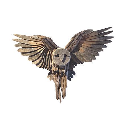 """Wharf Owl"" by Kelley Jepson"