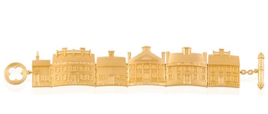 Historic Nantucket Bracelet by Katie Grover