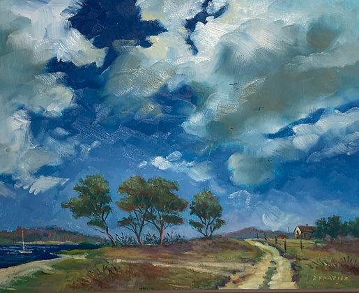 """""""Along the Shore"""" by Robert Frazier"""