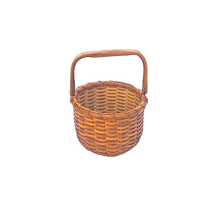 One Egg Basket Attributed to Frederick Chadwick