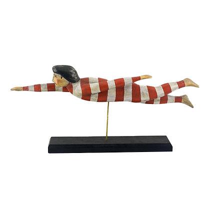 """""""Victorian Swimmer"""" by Will Kautz"""