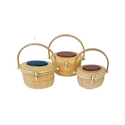 Nantucket Friendship Baskets by Larry Brewster