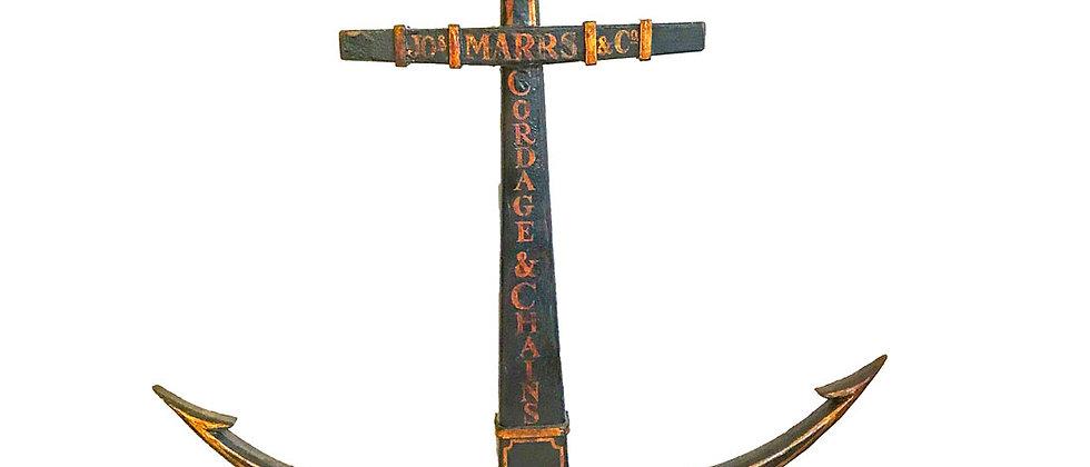 Anchor Trade Sign