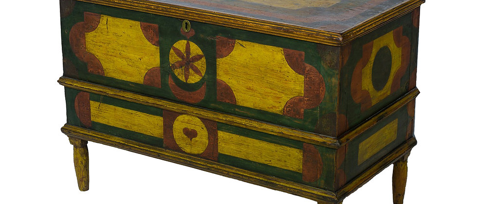 Diminutive Blanket Chest
