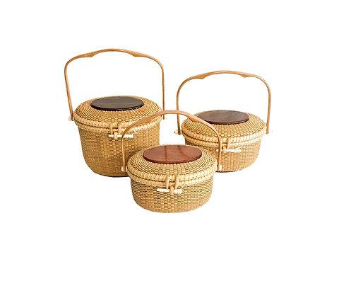 Nantucket Friendship Baskets by Martin Brown