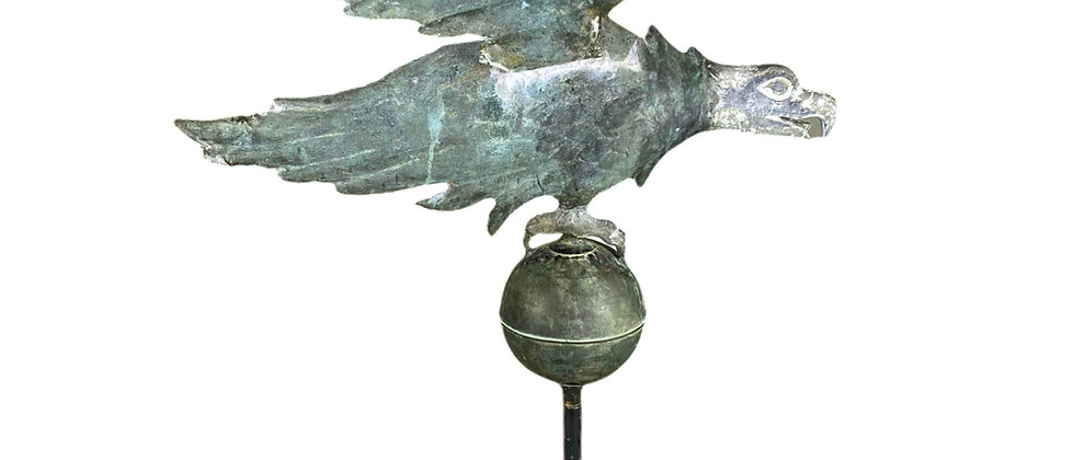 Eagle Weathervane by Jewell
