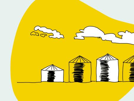 Breaking down silos; by design