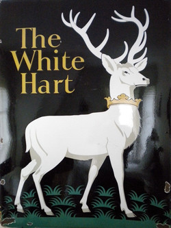 The_White_Hart_Signboard