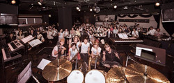 Happy Session at BLUES ALLEY JAPAN