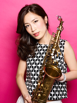 MIHO TERACHI 2017 WITH SAX
