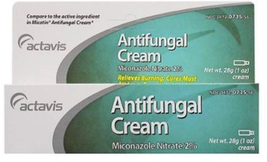 Miconazole Nitrate 2% Anti Fungal Cream for Yeast