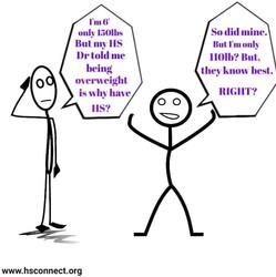 HS awareness stigma image credit pixbay.