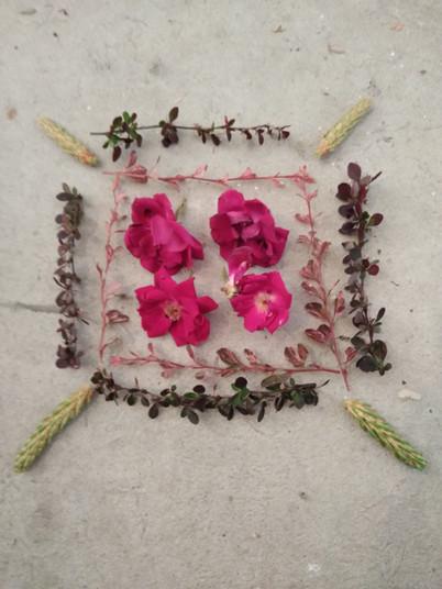 Art de la fleur