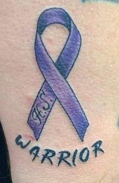 Hidradenitis Suppurativa Tattoo