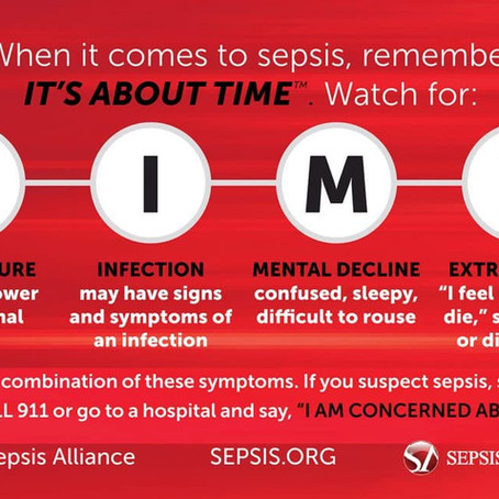 Sepsis: A Matter of Life & Death