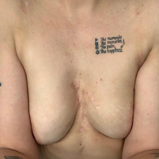Between Breasts