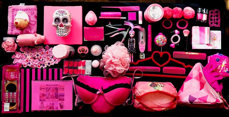 Pink Display I