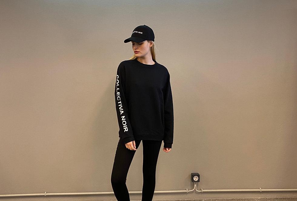 CN logo sleeve sweatshirt