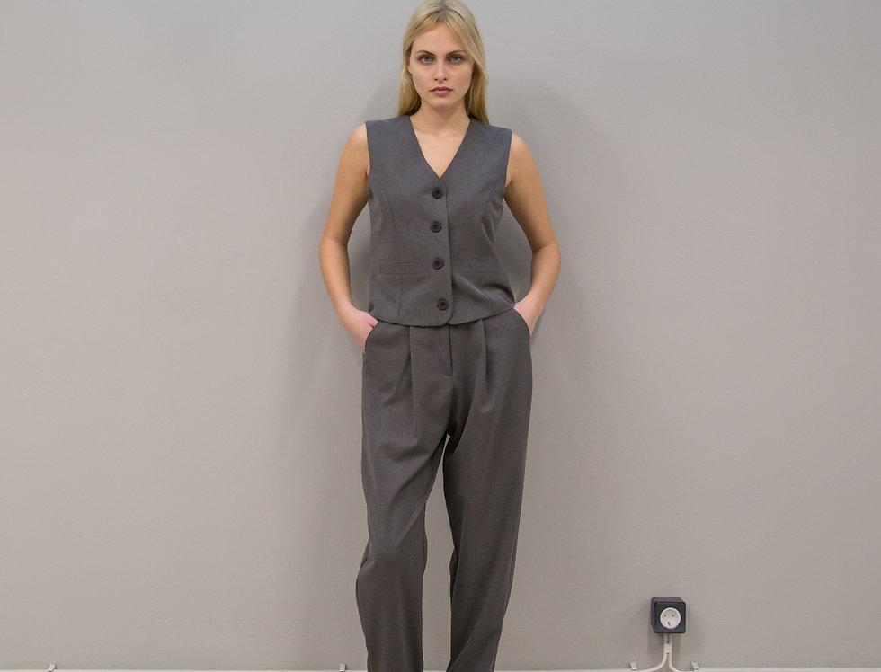 Lur tailored vest