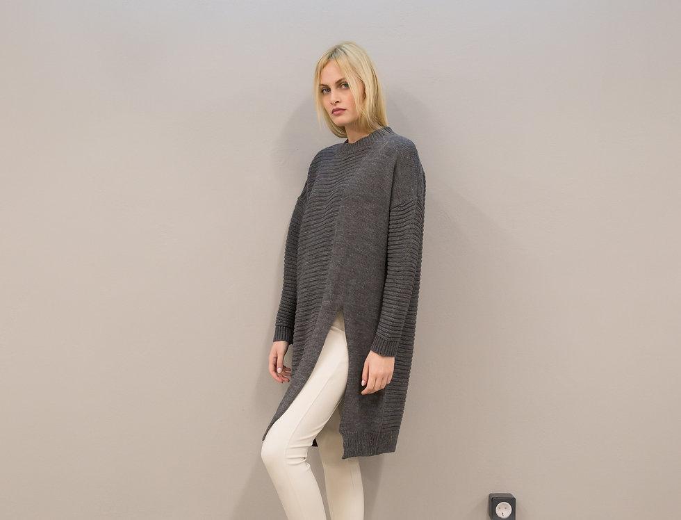 No.3 Kaspia sweater tunic