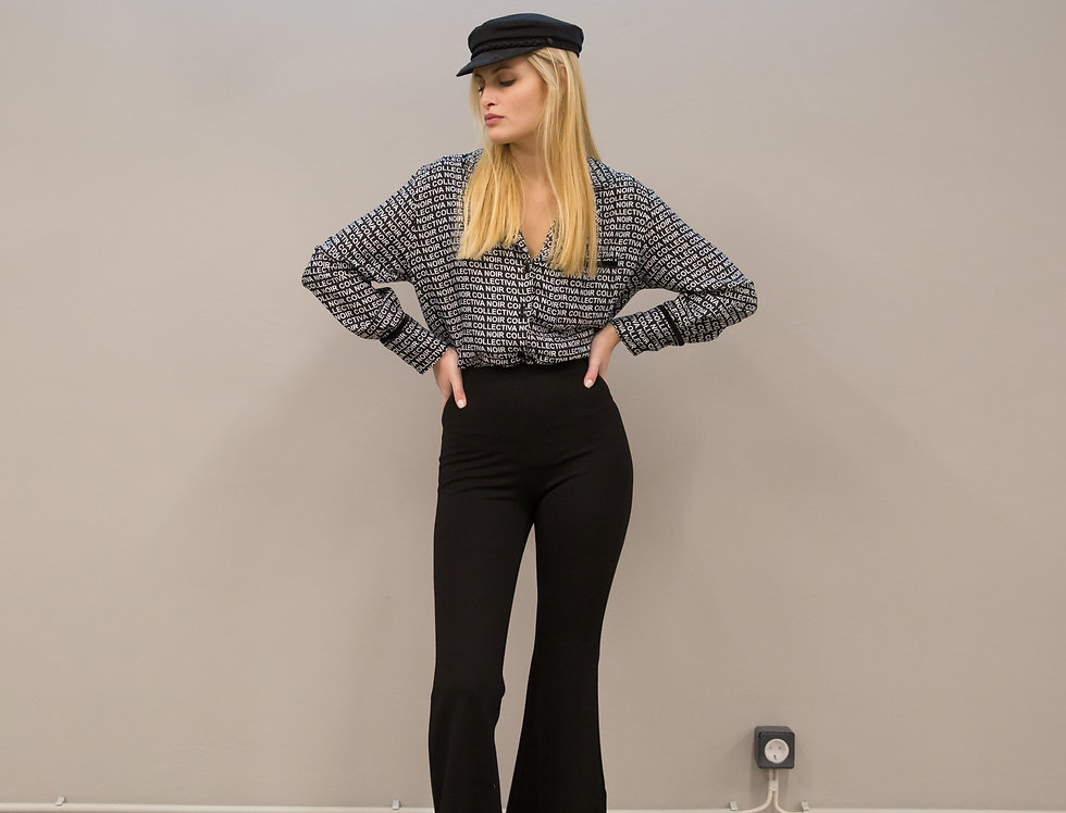 Bell trousers