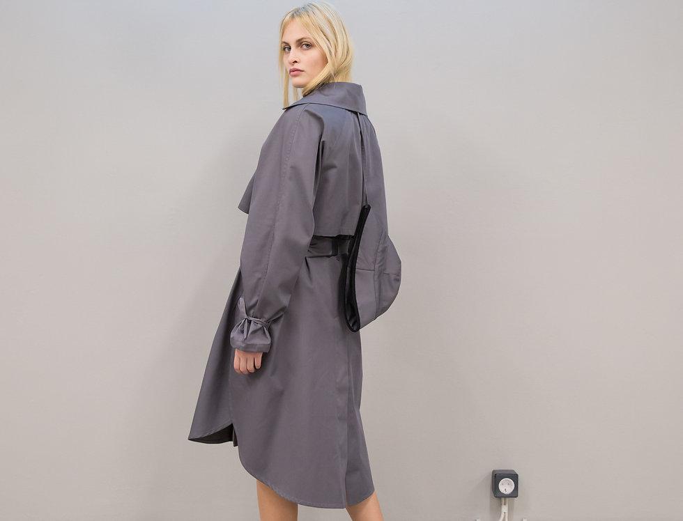 Soho Hat trench coat