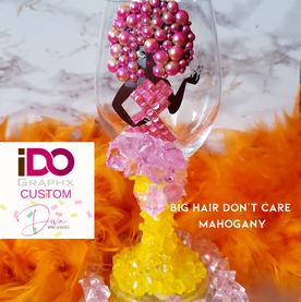 Mahogany - Pink