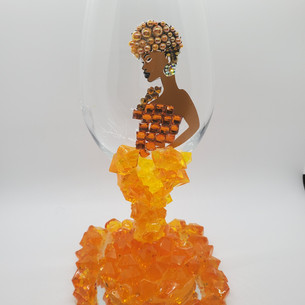Bronze Skin Tone - Orange