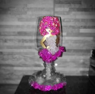 Pink & Rose Quartz (Crystal)