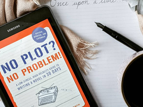 Writing Craft Reviews: No Plot? No Problem!