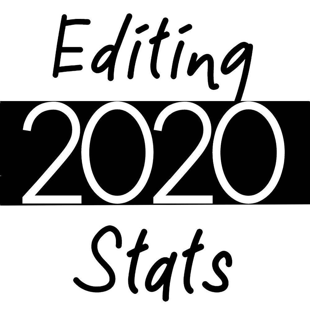 Image text: Editing Stats 2020