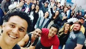 Palestra na Faculdade de Ouro Fino: Semana de Nutrição e Educação Física